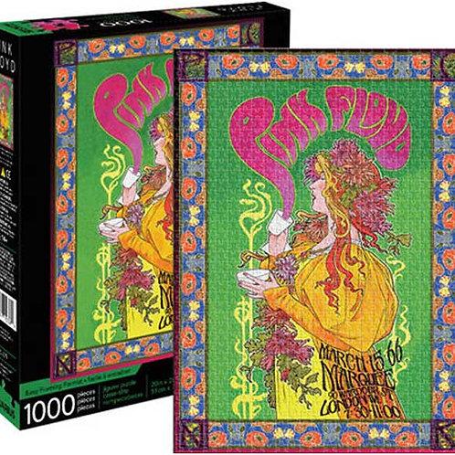 Pink Floyd Masse 1,000 piece puzzle