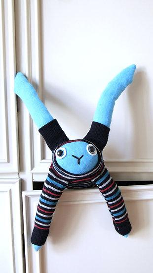 Blue Dreamy Bunny