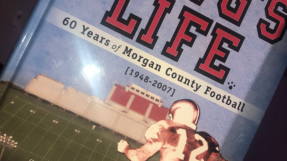 It's a Dawg's Life book