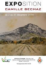 Décembre 2014 - Exposition à l'office de Tourisme de Venelles