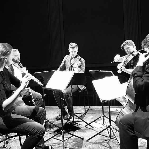 Inventi In Concert: Athenaeum Library