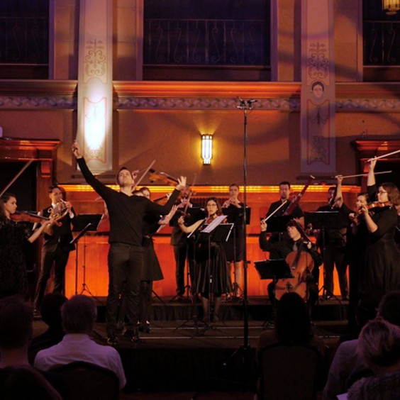 Meet the Musicians - Inventi Plays Symphonies