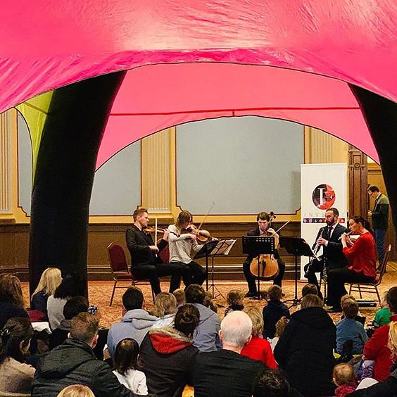 Inventi Ensemble Family Show: Scheherazade