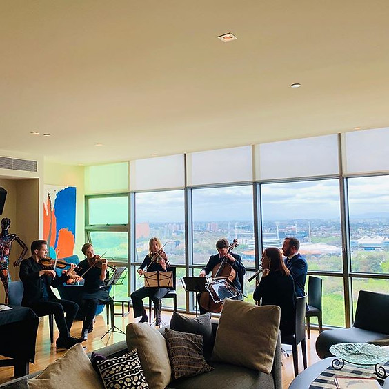CANCELLED Inventi In Concert - Blue Mountains Concert Society