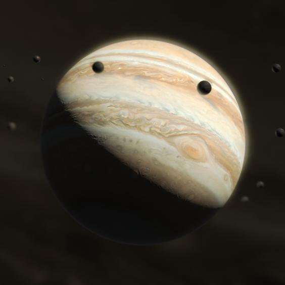 Inventi Presents 'The Planets'