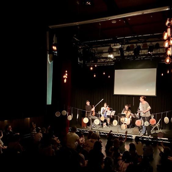 SOLD OUT Capital Theatre Cushion Concert (Bendigo)