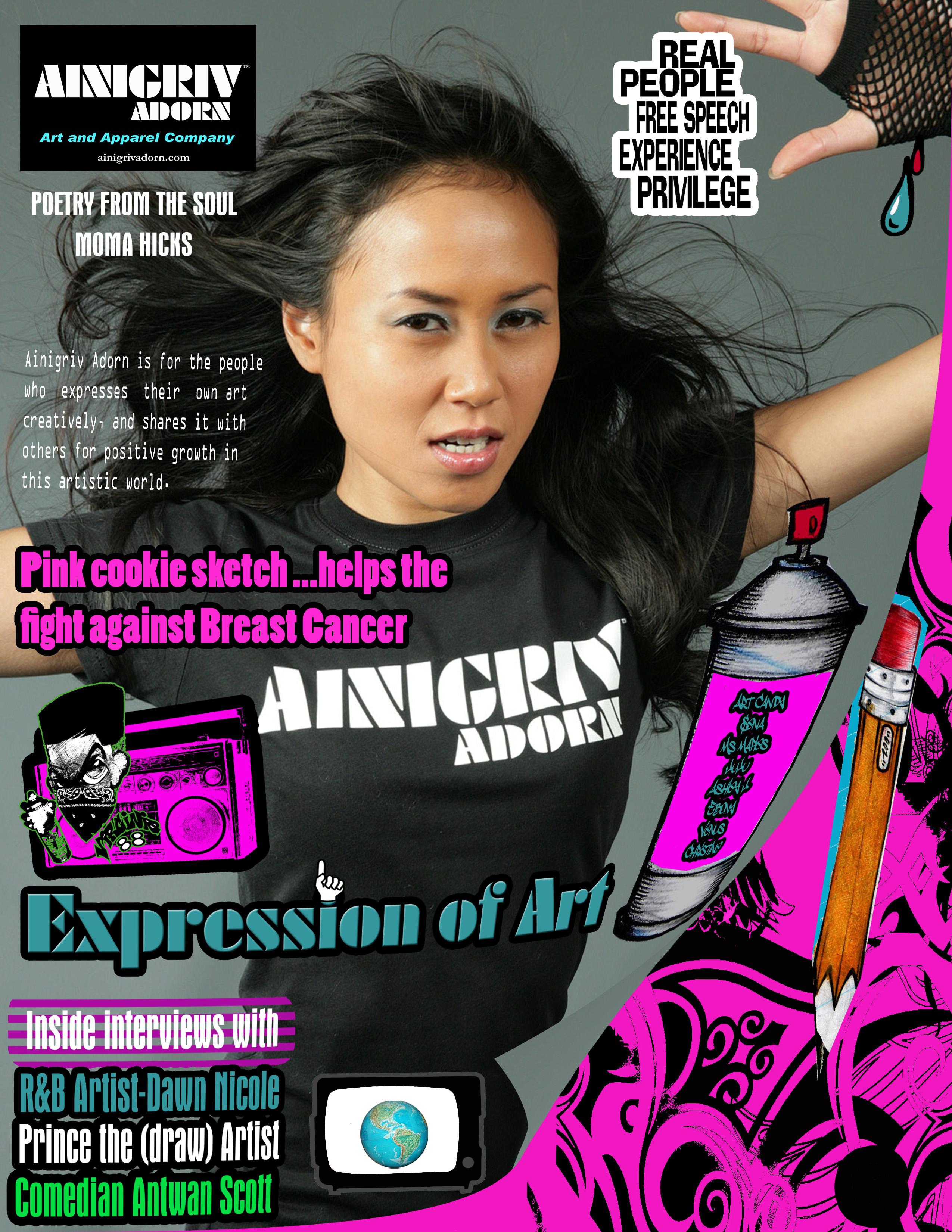Ainigriv Adorn Look Book Magazine 2
