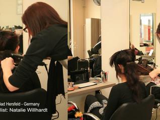 German Hair Stylist (Natalie Willhardt) Questionnaire.