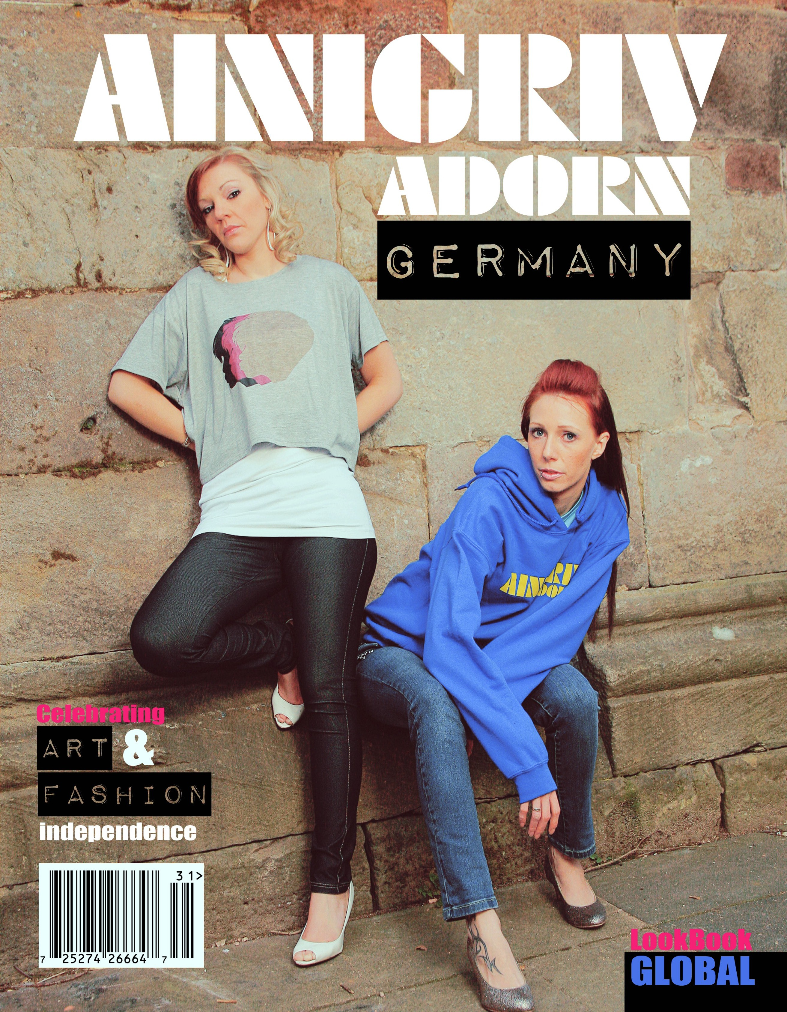 Ainigriv Adorn Look Book 5 Germany