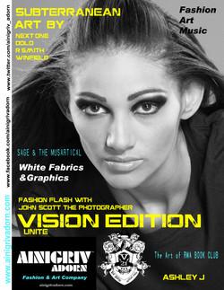 Ainigriv Adorn Look Book Magazine 1