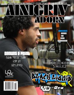 AINIGRIV ADORN & BLACK LIQUID