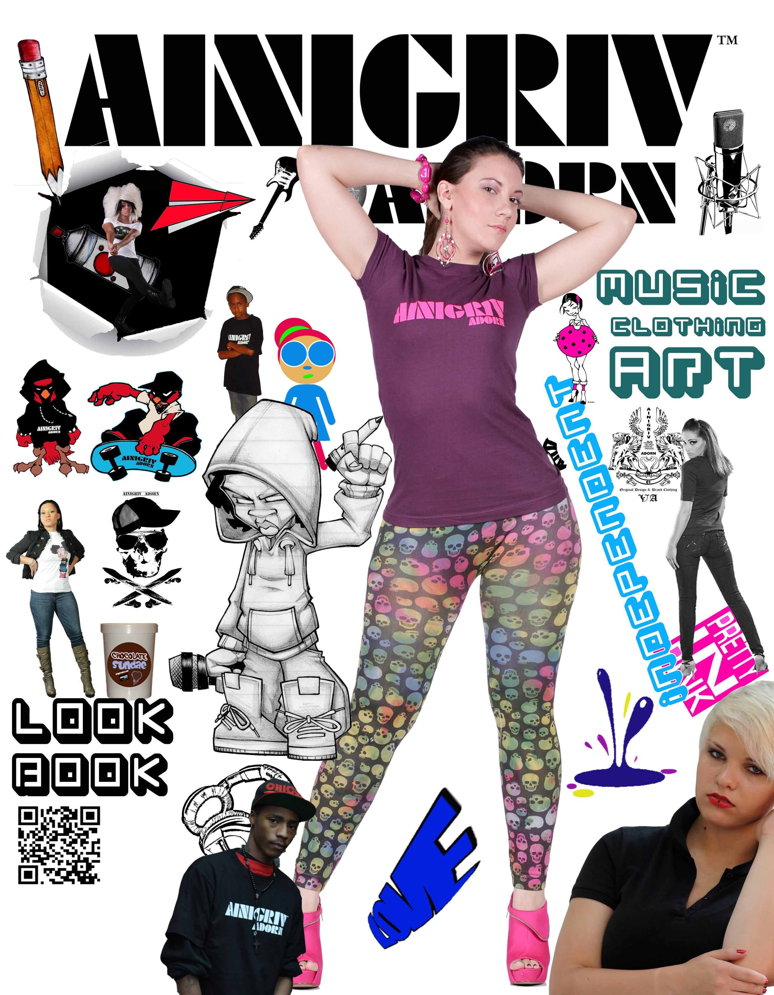 Ainigriv Adorn Look Book 3