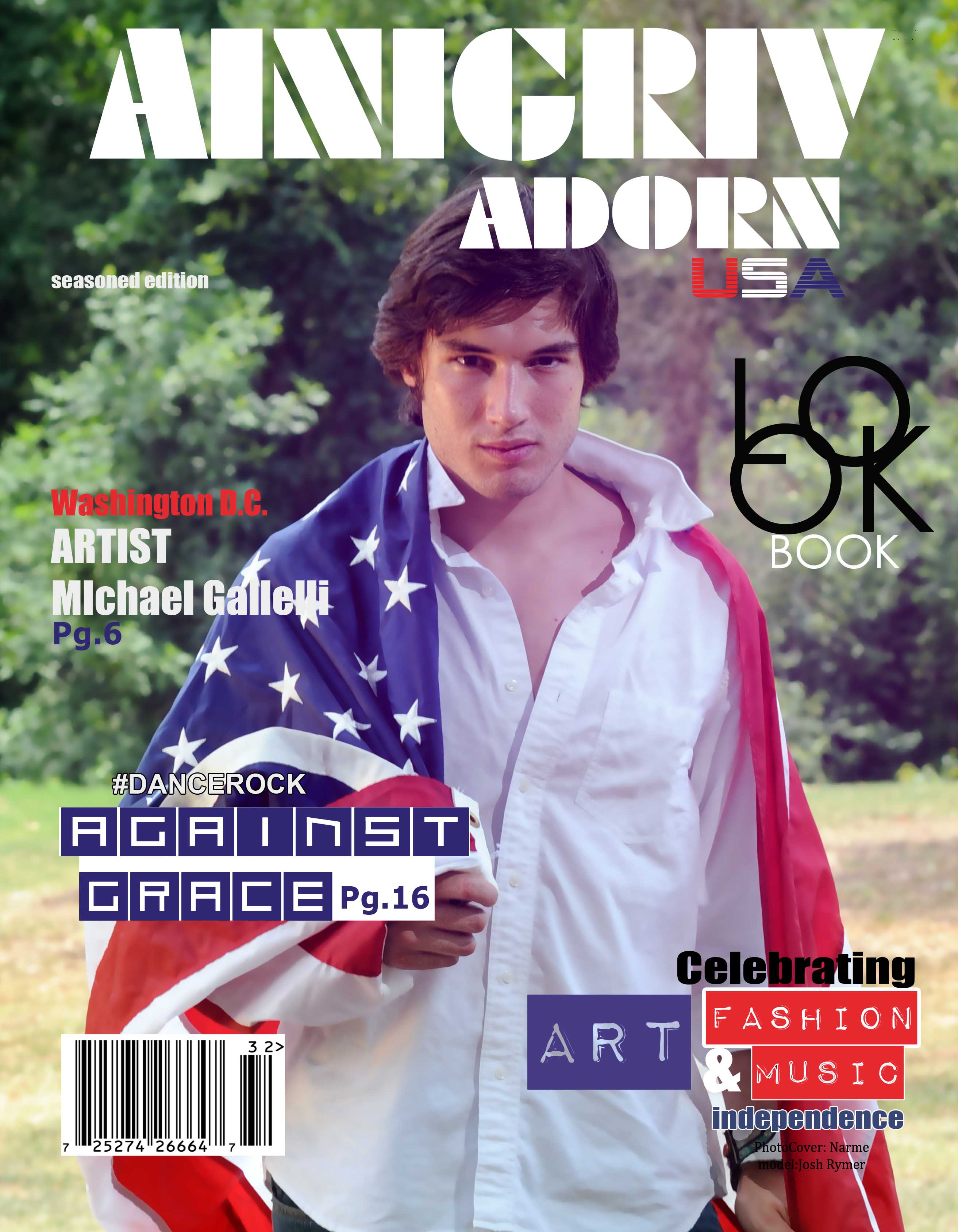 Ainigriv Adorn Look Book Magazine 6