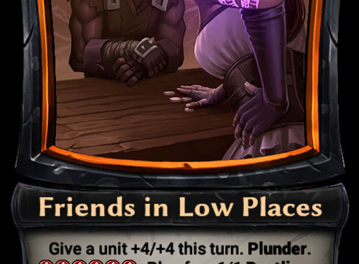 New Eternal Promo: Friends in Low Places
