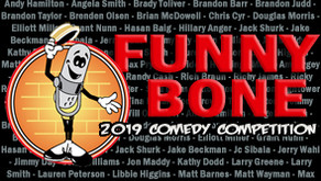 Funny Bone Comedy Competition Finals: August 12th