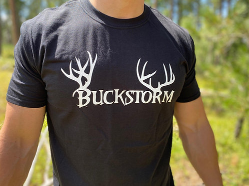 BLACK BUCKSTORM SHIRT