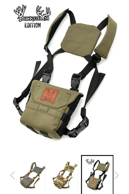 Buckstorm Edition T&K Hunting Gear Gen 2 Bino Harness