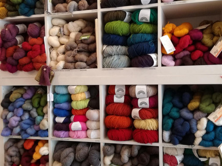 4 Things to Consider When Buying Knitting Yarn