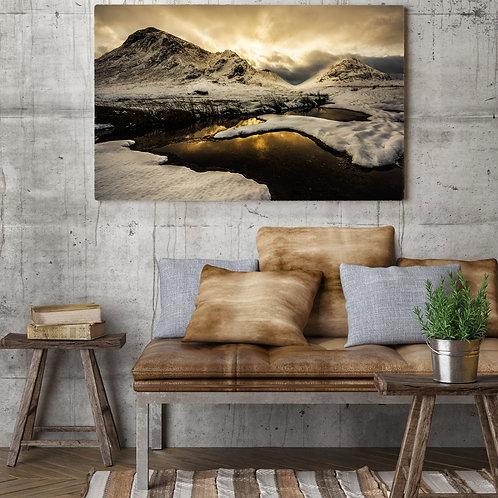 Rannoch Moor Canvas