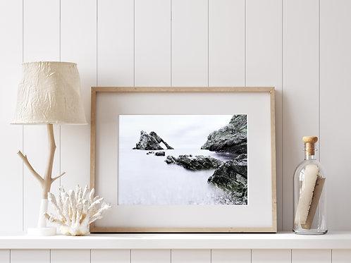 Bow Fiddle Rock Print
