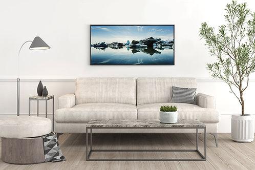 Glacier Lagoon Print