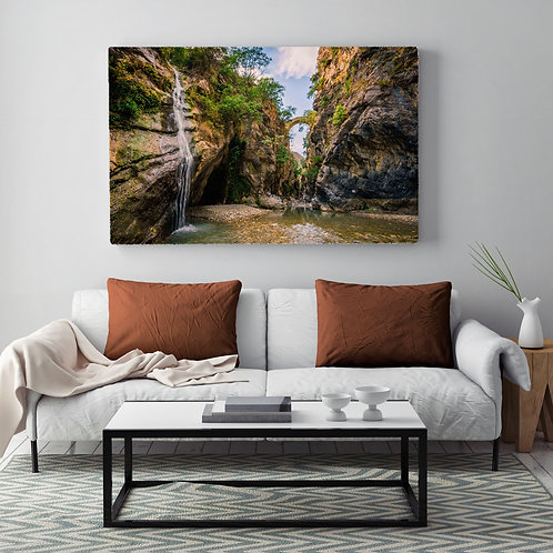 Raganello Gorge Canvas