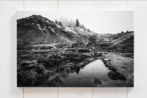 Old Man of Storr Canvas