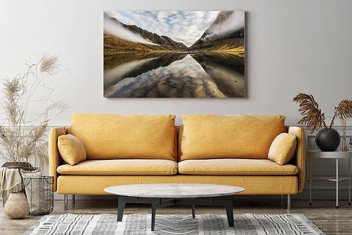 Loch Achtriochtan Canvas