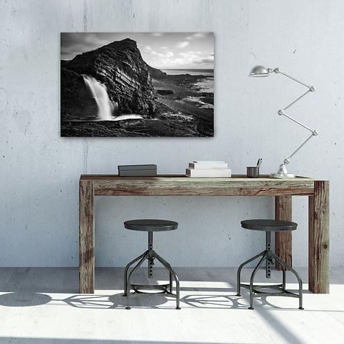 Hartland Quay Canvas