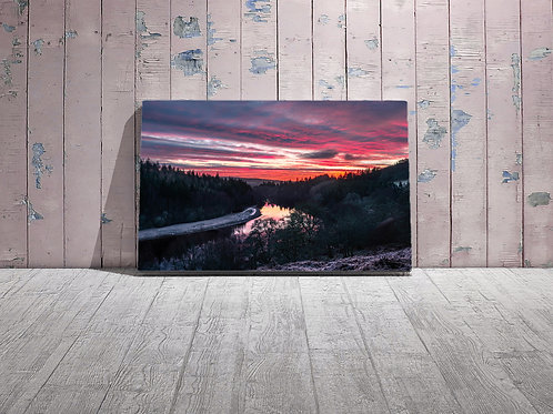 River Tummel Canvas