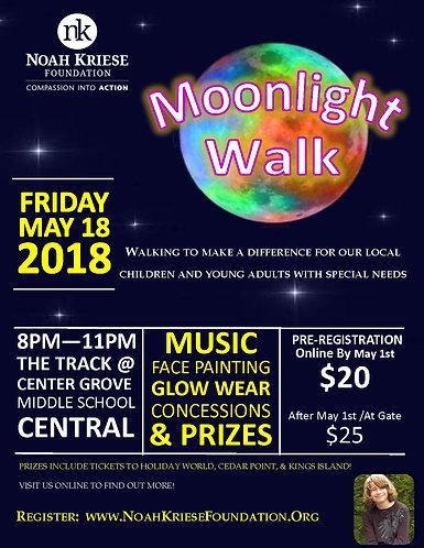 Moonlight Walk Registration