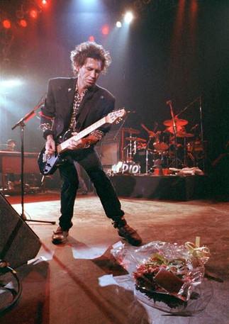 Keith Richards