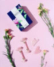 WITTY Rose Quartz Set Ebooks