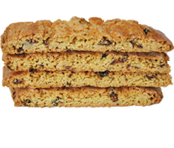 Cranberry Walnut Biscotti
