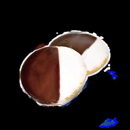 Large Black & White Cookies