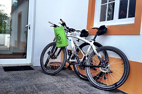 self-guided cycling tours são miguel, azores