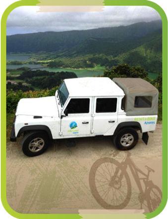 Aluguer de bicicletas Açores
