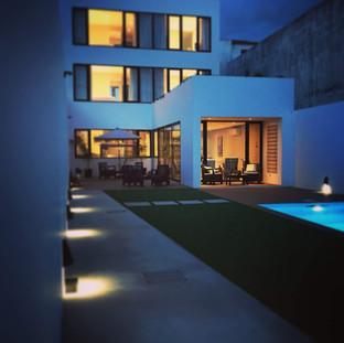 Praia_de_Santos_Guesthouse_night