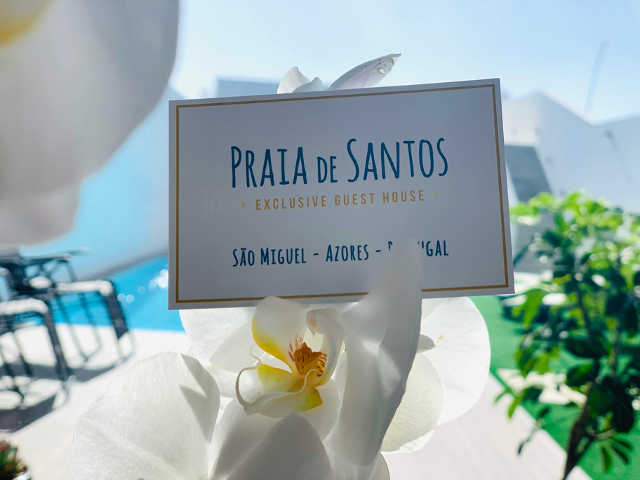 Praia de Santos Guesthouse Welcome