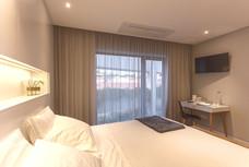 Executive Bedroom Praia de Santos Guesthouse