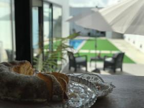 Praia de Santos Guesthouse Lounge area