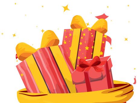 5 Ide Hadiah Seru untuk Tahun Baru!