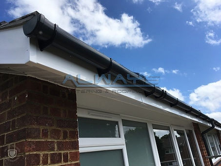 Upvc Fascias, Soffits, Guttering and Dow