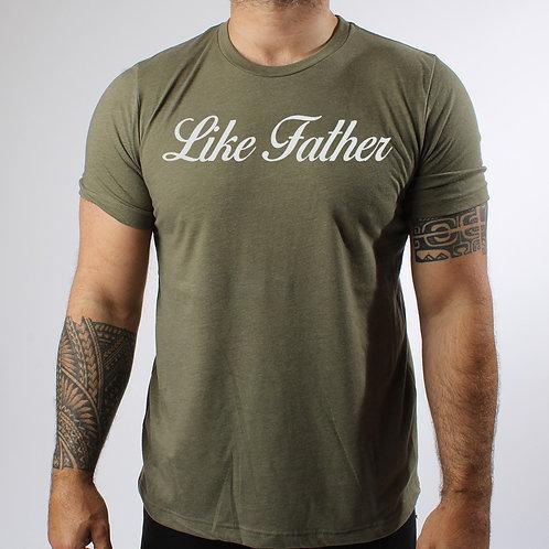 Like Father Men's Shirt V1