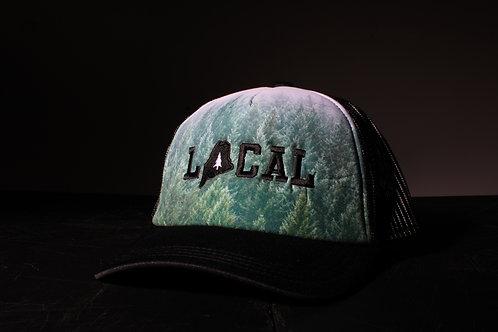 Local Printed Trucker Hat