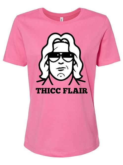 Thicc Flair Women's Shirt
