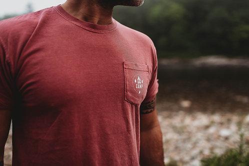Campfire Unisex Pocket Shirt