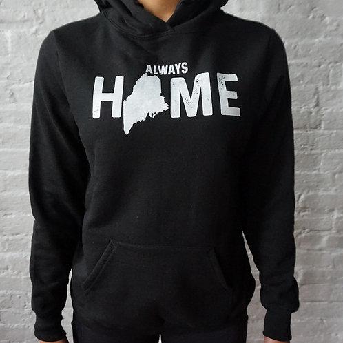 Always Home Women's Hoodie (Multi State)