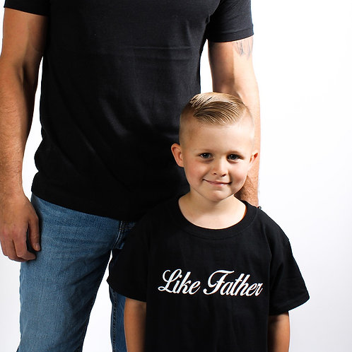 Like Father Youth/Toddler Shirt V1