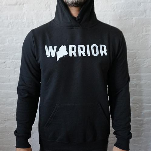 Warrior Maine Men's Hoodie